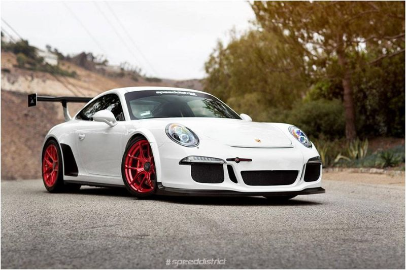 SpeedDistrict Porsche 911 991 GT3 by BBi Tuning 1 Fotostory: SpeedDistrict Porsche 911 (991) GT3 by BBi