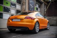 Sunrise Metallic Organge Check Matt Dortmund Audi TT Tuning 8S 7 190x127 Sunrise Metallic Orange am Check Matt Dortmund Audi TT
