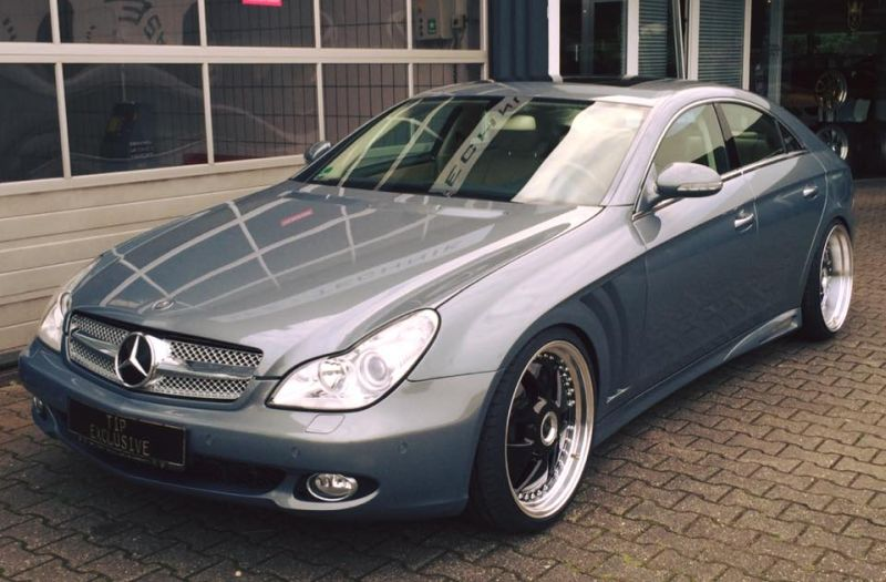 TIP Exclusive Mercedes CLS 55 AMG Tuning 20 Zoll CJ-1 Alu (4)