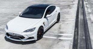Tesla Model S P90D Facelift Tuning Elizabeta Bodykit 1 1 e1466420798452 310x165 Foto & Video: Tesla Model S P90D Facelift mit Elizabeta Bodykit