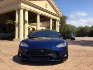 Tesla Model S P90D Facelift Tuning Elizabeta Bodykit 6 190x143 Foto & Video: Tesla Model S P90D Facelift mit Elizabeta Bodykit