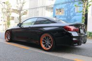 Tuning HRE S201 Orange BMW M4 F82 Coupe 1 190x127 Fotostory: HRE S201 Performance Wheels am BMW M4 F82