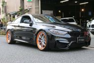 Tuning HRE S201 Orange BMW M4 F82 Coupe 2 190x127 Fotostory: HRE S201 Performance Wheels am BMW M4 F82