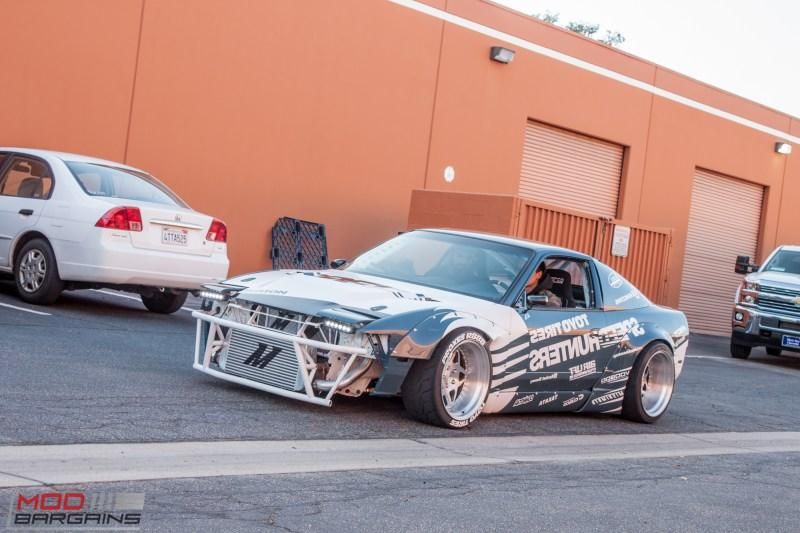 Tuning SPEEDHUNTERS - RPS13 NISSAN 240SX DRIFT CAR (2)