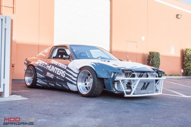 Tuning SPEEDHUNTERS - RPS13 NISSAN 240SX DRIFT CAR (8)