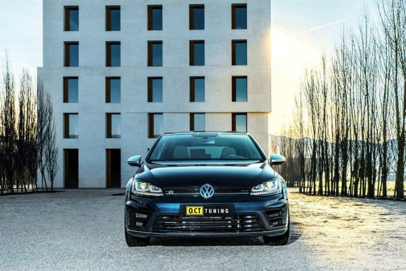 VW GOLF VII R O.CT450 O.CT 450PS Chiptuning MK7 1 VW GOLF VII R O.CT450   Das O.CT Muske(l)tier mit 450PS