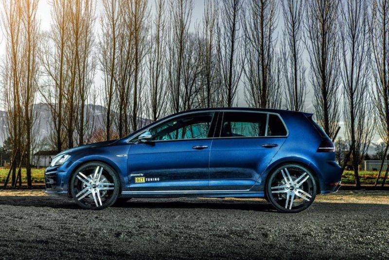 VW GOLF VII R O.CT450 O.CT 450PS Chiptuning MK7 2 VW GOLF VII R O.CT450   Das O.CT Muske(l)tier mit 450PS