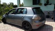 VW Golf 5 R36 Turbo in Metallic Grau Tuning 1 190x107 Leserauto: VW Golf 5 R36 Turbo in Metallic Grau