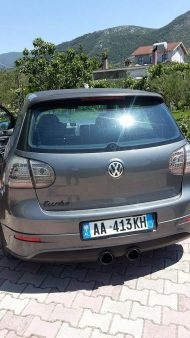 VW Golf 5 R36 Turbo in Metallic Grau Tuning 2 190x338 Leserauto: VW Golf 5 R36 Turbo in Metallic Grau