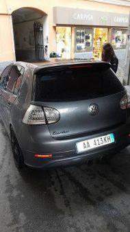 VW Golf 5 R36 Turbo in Metallic Grau Tuning 3 190x338 Leserauto: VW Golf 5 R36 Turbo in Metallic Grau
