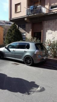 VW Golf 5 R36 Turbo in Metallic Grau Tuning 4 190x338 Leserauto: VW Golf 5 R36 Turbo in Metallic Grau