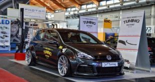 VW Golf Mk6 R36 Ingo Noak Widebody Kit Vossen CVT tuning 1 1 e1465903089583 310x165 Fotostory: VW Golf Mk6 GTi mit Ingo Noak Widebody Kit