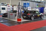 VW Golf Mk6 R36 Ingo Noak Widebody Kit Vossen CVT tuning 3 190x126 Fotostory: VW Golf Mk6 GTi mit Ingo Noak Widebody Kit