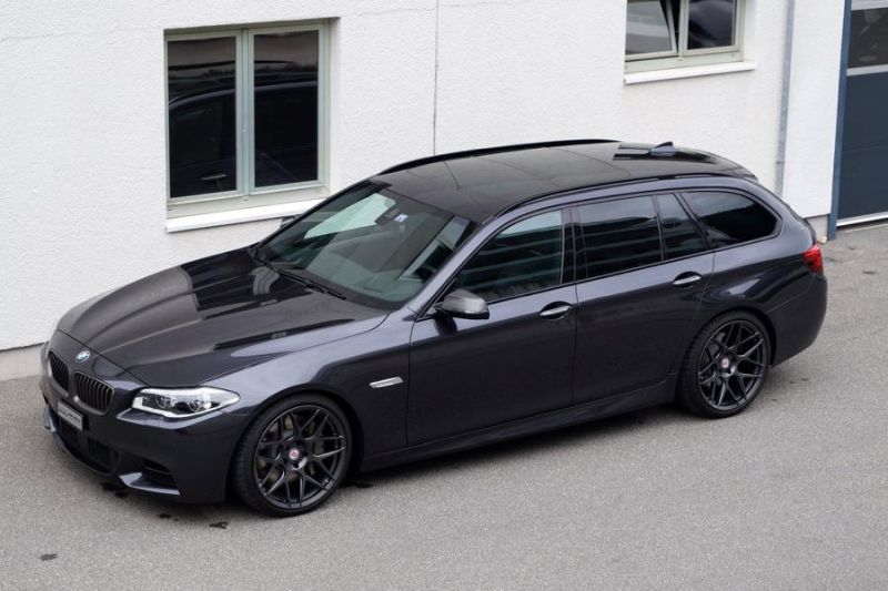 bmw m550d xdrive 457ps 20 zoll tuning 11. Black Bedroom Furniture Sets. Home Design Ideas