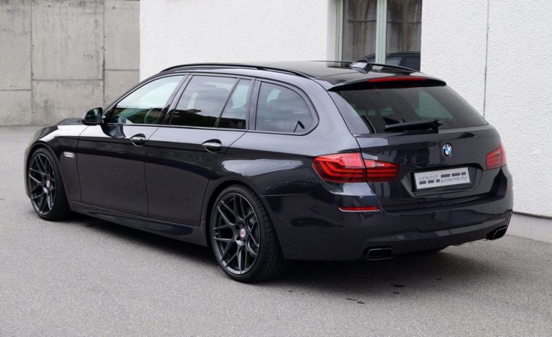 bmw m550d xdrive 457ps 20 zoll tuning 6. Black Bedroom Furniture Sets. Home Design Ideas