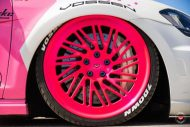 cherry 7down 2 0 edition vw golf 7r variant LC 105T Flamingo Pink Vossen Tuning 39 190x127 Tuning Projekt   Cherry 7down 2.0 Edition VW Golf 7R Variant