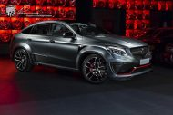 mercedes benz gle 450 AMG coupe lumma 9 190x127 Endlich real   Lumma Mercedes GLE Coupe CLR G800
