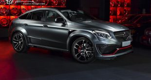 mercedes benz gle 450 AMG coupe lumma 9 310x165 Endlich real   Lumma Mercedes GLE Coupe CLR G800