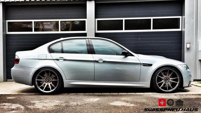 swisspneu Japan Racing Wheels JR21 BMW E90 M3 Tuning 3