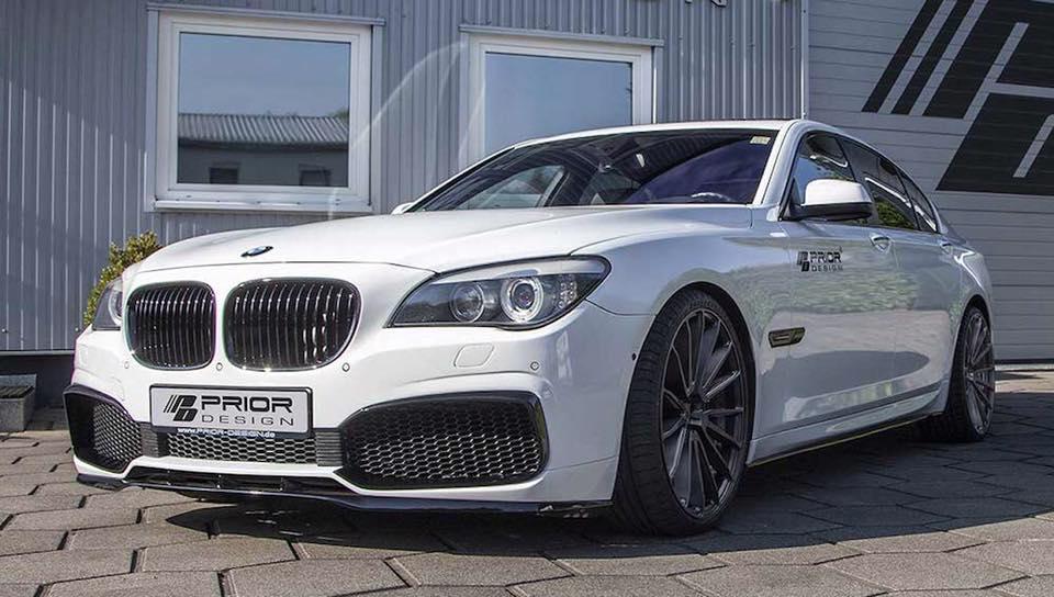 14494600 1165951216826424 2566017293293468205 n Dezenter Luxusgleiter   Prior Design PD7R BMW 7er F01