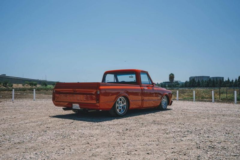 1970 Chevy C10 Airride Accuair E Level Upgrade Tuning Boden Autohaus (10)