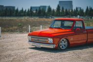 1970 Chevy C10 Airride Accuair E Level Upgrade Tuning Boden Autohaus 2 190x127 Fotostory: 1970 Chevrolet C10 mit Accuair E Level Airride   Tuning by Boden Autohaus