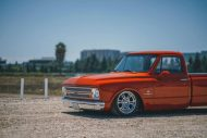 1970 Chevy C10 Airride Accuair E Level Upgrade Tuning Boden Autohaus 9 190x127 Fotostory: 1970 Chevrolet C10 mit Accuair E Level Airride   Tuning by Boden Autohaus