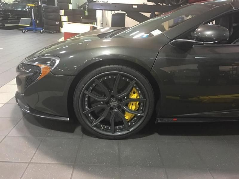 20 Zoll Loma Wheels Typ SP1 RSR Tuning McLaren 650S 5 20 Zoll Loma Wheels Typ SP1 RSR am McLaren 650S