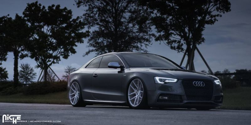 20 Zoll Niche Road Wheels Targa Audi A5 S5 Coupe Tuning 1 Top   20 Zoll Niche Road Wheels am Audi A5 S5 Coupe