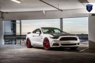 20 Zoll Rohana RF2 Wheels Ford Mustang GT S550 Tuning 8 190x127 20 Zoll Rohana RF2 Wheels am Ford Mustang GT S550