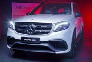 2017 Carbon Bodykit Mercedes Benz GLS 63 AMG by Tuning Empire 1 190x127 Viel Carbon   Mercedes Benz GLS 63 AMG by Tuning Empire