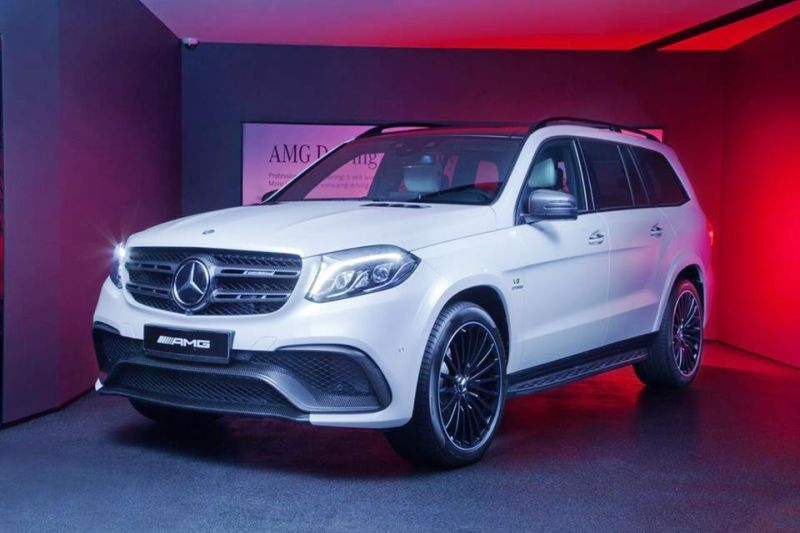 2017 Carbon Bodykit Mercedes Benz GLS 63 AMG by Tuning Empire 4 Viel Carbon   Mercedes Benz GLS 63 AMG by Tuning Empire