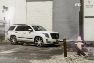24 Zoll Vellano Forged Wheels Cadillac Escalade VM10 Monoblock 10 190x127 24 Zoll Vellano Forged Wheels am Cadillac Escalade