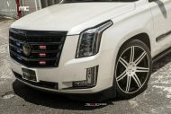 24 Zoll Vellano Forged Wheels Cadillac Escalade VM10 Monoblock 8 190x127 24 Zoll Vellano Forged Wheels am Cadillac Escalade