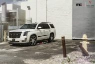 24 Zoll Vellano Forged Wheels Cadillac Escalade VM10 Monoblock 9 190x127 24 Zoll Vellano Forged Wheels am Cadillac Escalade