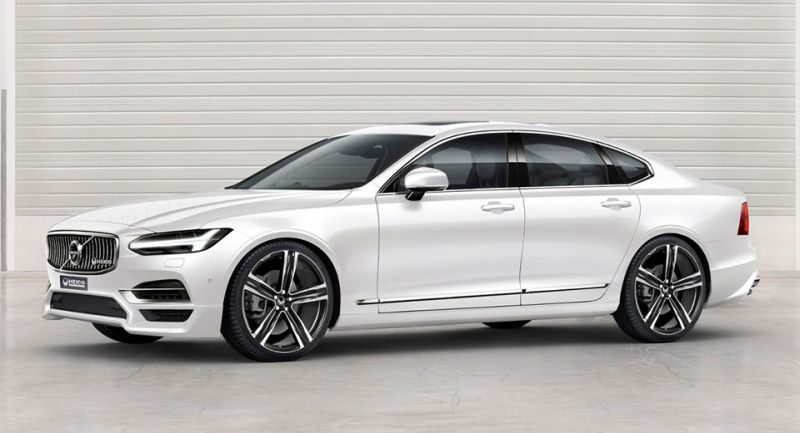 258PS & 520NM - e.motion Tuning Heico Sportiv Volvo V90 & S90  (1)