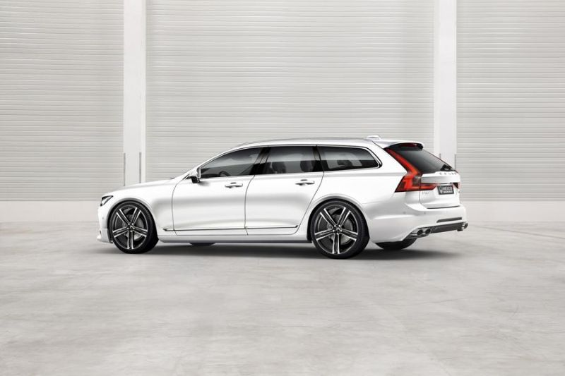 258PS & 520NM - e.motion Tuning Heico Sportiv Volvo V90 & S90  (2)