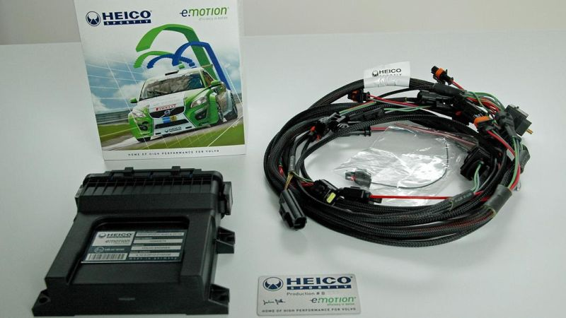 258PS & 520NM - e.motion Tuning Heico Sportiv Volvo V90 & S90  (3)