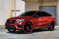 26 Zoll Forgiato Wheels insetto ecl Tuning Mercedes Benz GLE450 AMG 1 190x127 Ohne Worte   26 Zoll Forgiato Wheels am Mercedes Benz GLE450 AMG