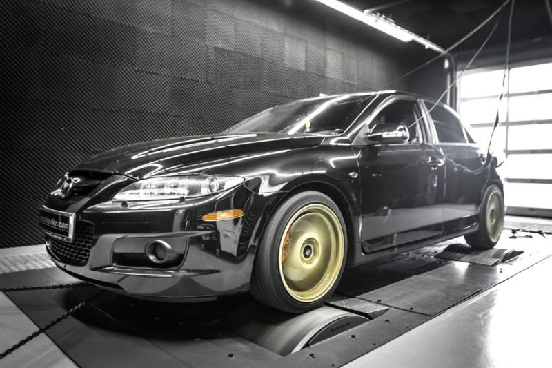 292PS Mcchip-DKR Mazda 6 MPS 2.3T DISI Chiptuning (1)