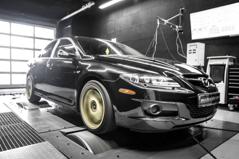 292PS Mcchip-DKR Mazda 6 MPS 2.3T DISI Chiptuning (2)
