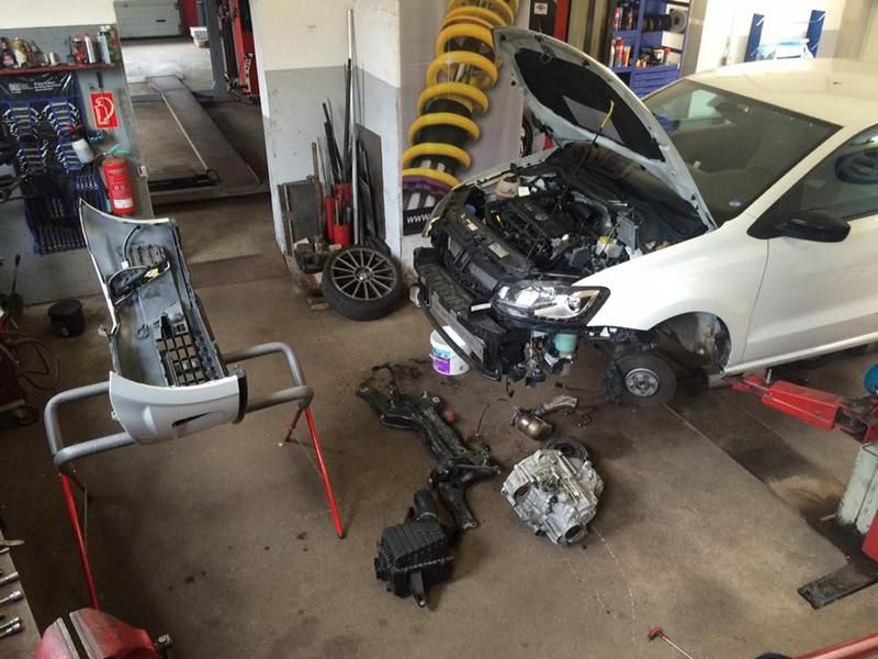 351PS & 574NM Chiptuning Special Concepts VW Polo WRC (9)