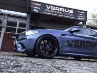 425PS 650NM Versus Performance BMW M2 F87 Coupe Chiptuning KW Akrapovic 4 190x143 Top   425PS & 650NM im Versus Performance BMW M2 F87