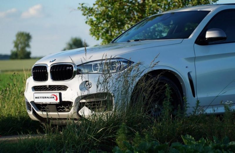 430PS & 860NM Wetterauer Engineering Chiptuning BMW X6 F16 M50D (1)