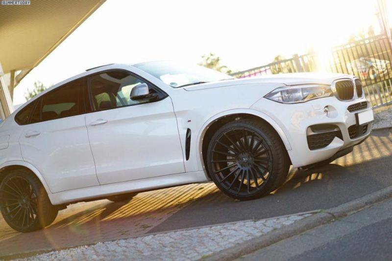 430PS & 860NM Wetterauer Engineering Chiptuning BMW X6 F16 M50D (3)