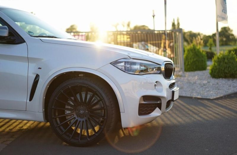 430PS & 860NM Wetterauer Engineering Chiptuning BMW X6 F16 M50D (4)