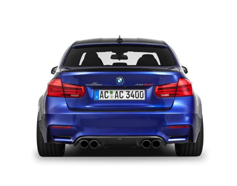 550PS 645NM Chiptuning AC Schnitzer ACS3 Sport BMW M3 F80 2 550PS & 645NM im AC Schnitzer ACS3 Sport   BMW M3 F80