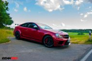 555PS 705NM RENNtech Mercedes C63 AMG W204 Tuning Black Series 4 190x126 555PS & 705NM im RENNtech Mercedes C63 AMG W204