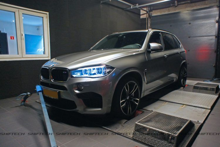 691PS 852NM Shiftech Chiptuning BMW X5M F85 2 Power SUV  > 691PS & 852NM im Shiftech BMW X5M F85