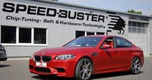 695PS 844NM 30 Jahre BMW M5 F10 Speed Buster Chiptuning 1 1 e1468301915126 310x165 695PS & 844NM im 30 Jahre BMW M5 F10 von Speed Buster
